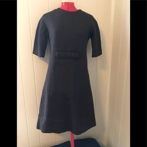 Vintage 1950's Betty Hartford Winter Dress